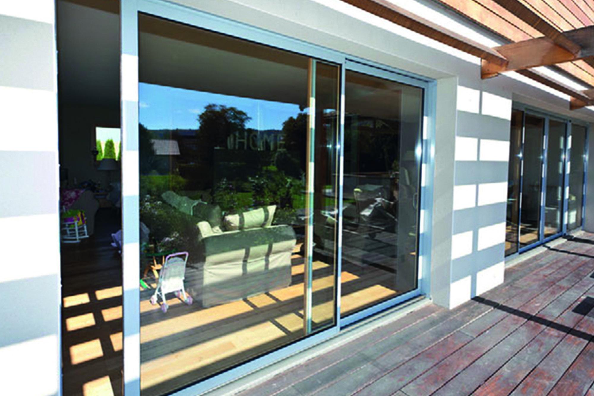 fen tres mixte profil droit tonus rion bois. Black Bedroom Furniture Sets. Home Design Ideas