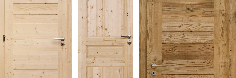 Portes int rieures rion bois - Porte d interieur en bois ...