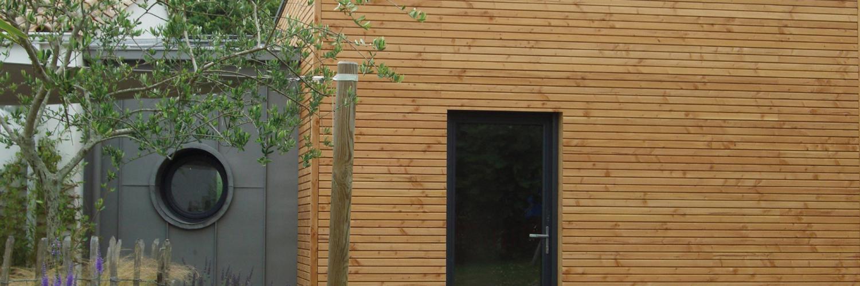 bardage bois ext rieur authentic rion bois. Black Bedroom Furniture Sets. Home Design Ideas